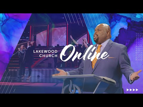 Lakewood Church   Dr. Rick Rigsby  Sunday Service 11am