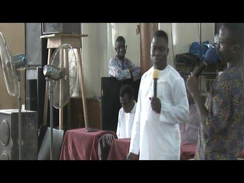 DAY 4 (MORNING PRAYER @ C.A.C ISEGUN MOORE, ILE-IFE) 3 - ILE IFE NEW YEAR POWER CRUSADE