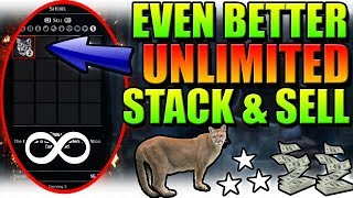 EVEN BETTER COOP UNLIMITED STACK AND SELL GLITCH ON RED DEAD REDEMEPTION 2!!