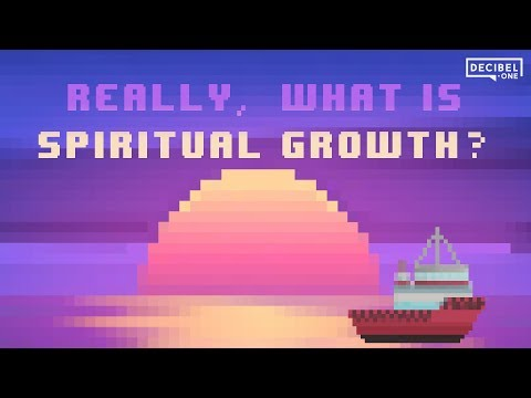 Really, what is spiritual growth? (The answer might surprise you.) - Less Is More - Ep 3