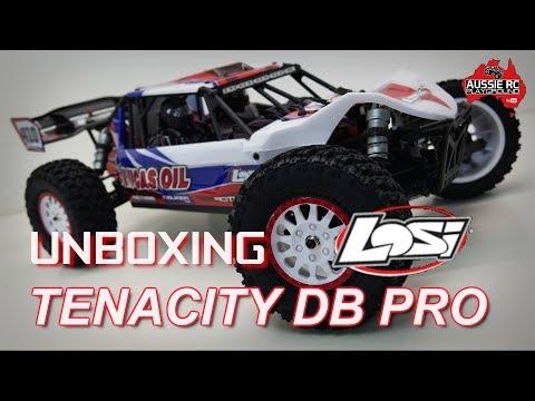 Unboxing: Losi Tenacity DB Pro 1/10 Desert Buggy - UCOfR0NE5V7IHhMABstt11kA