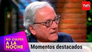 Patricio Achurra recordó sus inicios y su larga trayectoria en la televisión I No culpes a la noche