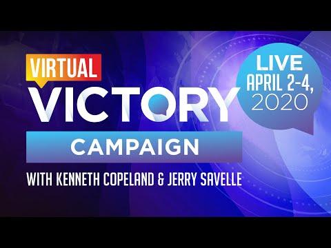 April 2-4 Virtual Victory Campaign