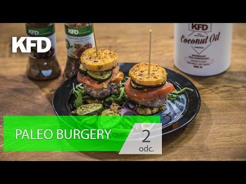 Kuchnia KFD #2: Paleo burgery - prosty przepis -KFD - UCCwsb6pCsJYFp53h9prxXtg