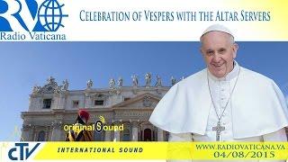 Stream des Papstgebets