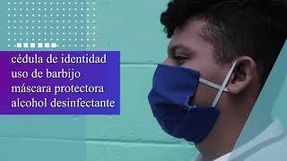 Toma y procesamiento de muestras nasofaringe para Diagnostico de Infección por SARS-COV2