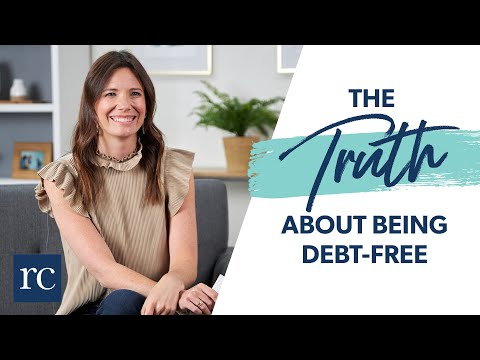 The Hard Truth About Being Debt Free