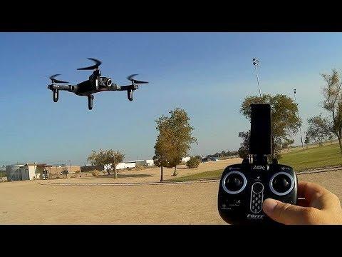 FQ777 FQ31W Micro Folding FPV Drone Flight Test Review - UC90A4JdsSoFm1Okfu0DHTuQ