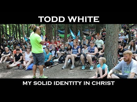 Todd White - My Solid Identity in Christ - (CreationFestival Documentary 2018)