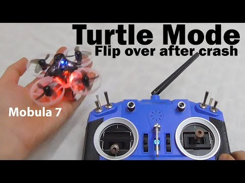 Turtle Mode (Flip over after crash) - UCqaH_kMb09h9iEpRRVwIGEg