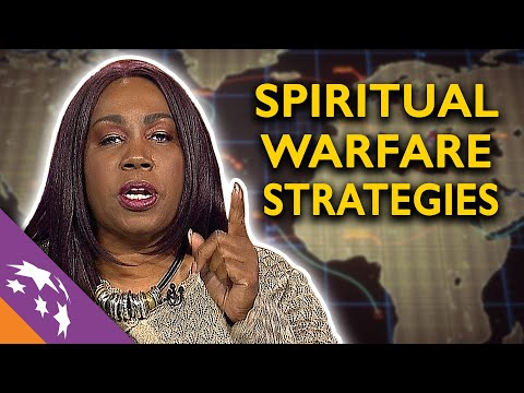 Next Level Spiritual Warfare Strategies  Dr. Venner J. Alston