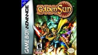 Golden Sun (GBA) 10 Saving Hammet