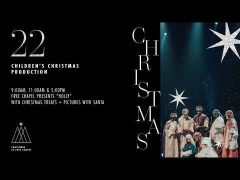 Children's Christmas Production