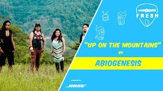 Up On The Mountains - Abiogenesis - songdew ,