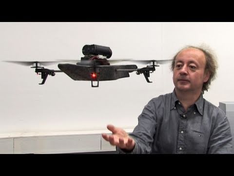 Parrot AR Drone: Helikopter per iPhone steuern - UCgAPgHNmQSG_ySHRiOVeF4Q