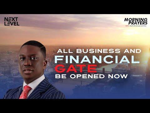 Next Level Prayers  All Business & Financial Gate  Pst Bolaji Idowu  27th August 2021