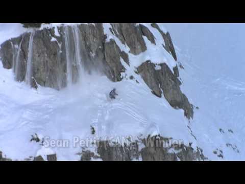 Insane skiing in the backcountry - Red Bull Linecatcher 2011 - France - UCblfuW_4rakIf2h6aqANefA