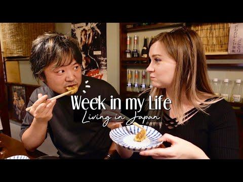 Week in my Life 🍡 Living in Rural Japan