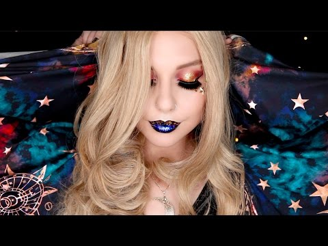 MATCHING MY MAKEUP W MY OUTFIT | Fashion Inspired Makeup: BLACKMILK CLOTHING INVISIBILITY CLOAK - UCiWbNSajTR_7gxfjaXxExJQ