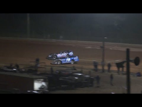 Carolina Clash Super Late Model at Lavonia Speedway April 23rd 2021 - dirt track racing video image