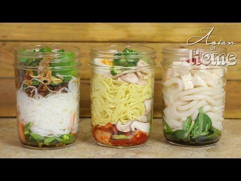 Asian at Home | Easy DIY Cup Ramen 🍜 - UCIvA9ZGeoR6CH2e0DZtvxzw