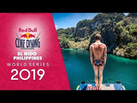 Red Bull Cliff Diving World Series 2019 | REPLAY from El Nido, Philippines - UCblfuW_4rakIf2h6aqANefA