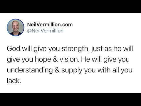 Movement In The Right Direction - Daily Prophetic Word