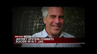 Breaking News: Convicted Pedophile & Accused Sex Trafficker Jeffrey Epstein Dead... Apparent Suicide