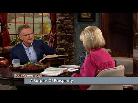 A Surplus of Prosperity
