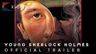 1985 Young Sherlock Holmes Official Trailer 1 Paramount Pictures