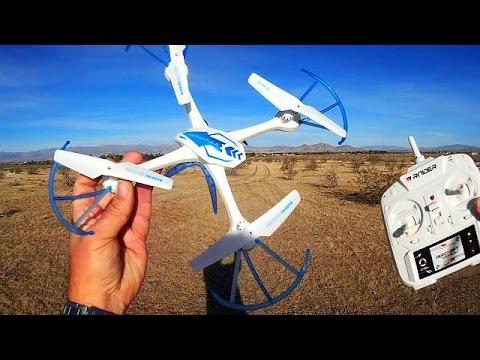 Tarantula Spider 1505 Drone Flight Test Review - UCpDJl2EmP7Oh90Vylx0dZtA