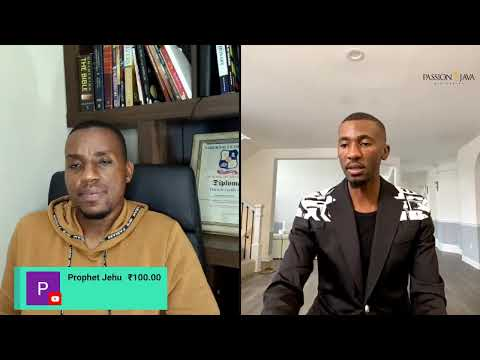 GOD & Man Revelation with Prophet Passion