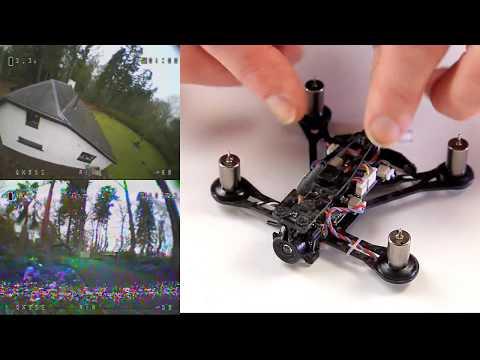 Eachine QX95s cheap 5.8GHz FPV F3 betaflight Brushed Motor micro racing Drone Quad - UCndiA86FXfpMygSlTE2c70g