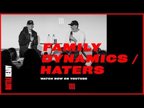 FAMILY DYNAMICS / HATERS  Battle Ready - S02E04