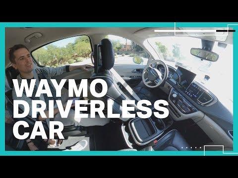 A ride in a Waymo driverless car - UCCjyq_K1Xwfg8Lndy7lKMpA