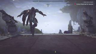 Anthem Cataclysm Equip Explosive Strike Melee Weapon