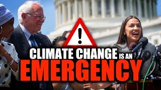 Bernie Sanders and Ocasio-Cortez Team Up Again to Address Climate Crisis