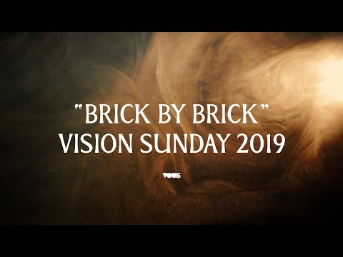 Rich & DawnCher Wilkerson  Vision Sunday 2019 // Brick by Brick