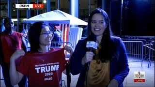 POWERFUL: VIETNAMESE Trump Supporter EXPLOSIVE Interview 8/14/19