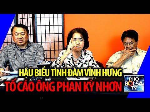 Hậu biểu tình Đàm Vĩnh Hưng ở Bolsa: Tố cáo ông Phan Kỳ Nhơn có mưu đồ
