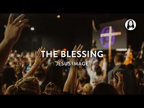 The Blessing  Jesus Image Worship  John Wilds