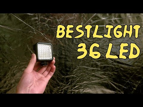 Cheapest LED Video Light on Amazon - UCMKbYv-MCXxZlzEPlukCmNg