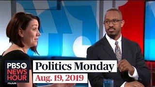 Tamara Keith and Joshua Johnson on Trump and recession fears, gun safety momentum