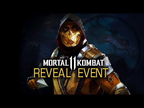 Mortal Kombat 11 Official Gameplay Reveal Event - UCbu2SsF-Or3Rsn3NxqODImw