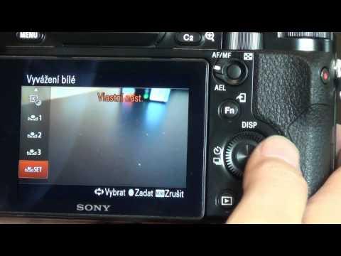 Videorecenze Sony Alpha A7R tělo