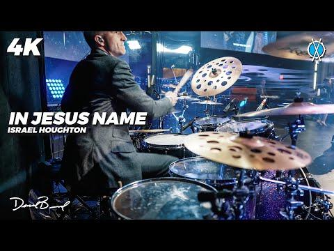 In Jesus Name Drum Cover // Israel Houghton // Daniel Bernard