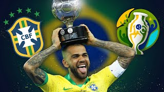 Dani Alves | Copa America MVP Analysis