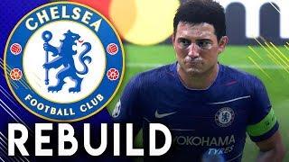 FRANK LAMPARD CHELSEA REBUILD!! - FIFA 19 Career Mode