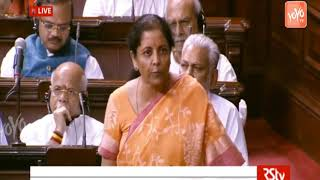 Nirmala Sitharaman Comments On Article 370 'It Wasn't A Rabbit From A Magic Hat' | BJP | YOYO TIMES|