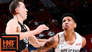 Miami Heat vs New Orleans Pelicans Full Game Highlights | July 13 | 2019 NBA Summer League